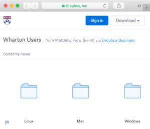 Configuring the Wharton VPN - Technology@Wharton