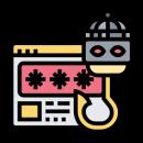 Phishing logo